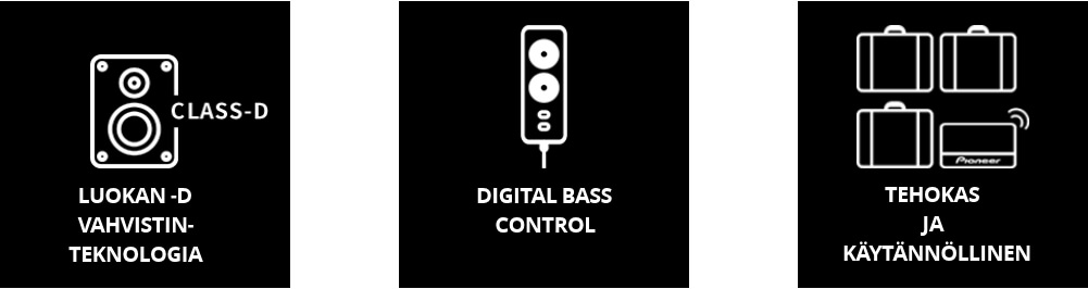 Digital Bass Control - Digitaalinen Bassonohjaus