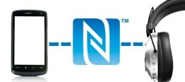 NFC Headphones Logo