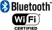 WiFi® & Bluetooth®