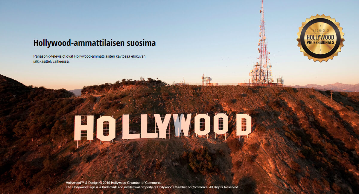 Panasonic-Hollywood